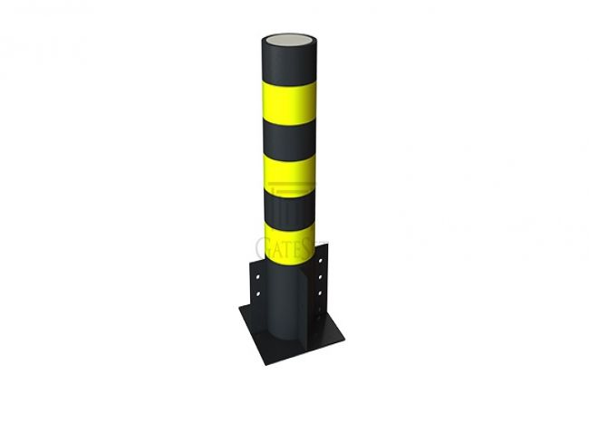 vehicle access control, fixed bollards dealers india