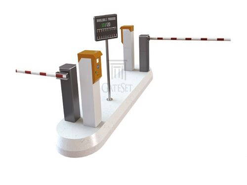 car parking management systems dealers india