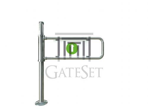 swing gate turnstiles, pedestrian access control dealers india