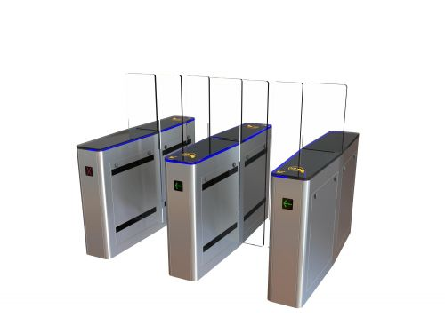 speed gate turnstiles, pedestrian access control dealers india